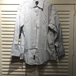 JoS. A. bank traveler's collection shirt- 15.5x33